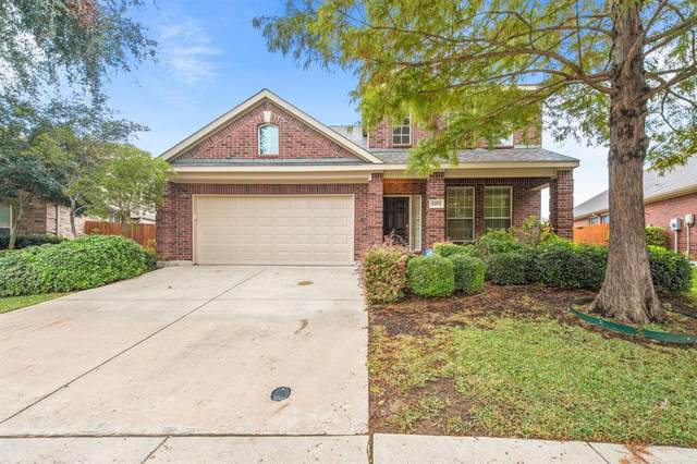 4901 Van Zandt Drive, Fort Worth, TX 76244 (MLS #14442320) :: Real Estate By Design