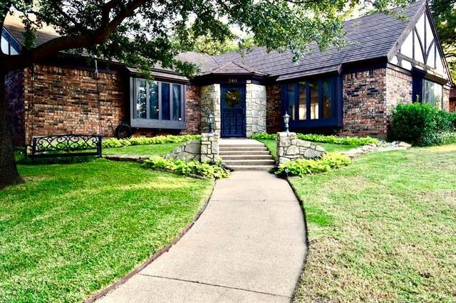 240 Timberlake Drive, Azle, TX 76020 (MLS #14442336) :: Bray Real Estate Group