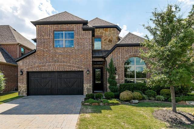 2909 Deansbrook Drive, Plano, TX 75093 (MLS #14442350) :: Real Estate By Design