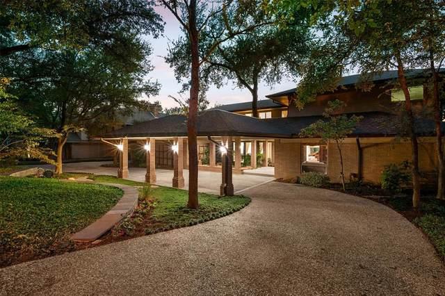 6012 Oakcrest Road, Dallas, TX 75248 (MLS #14442359) :: RE/MAX Pinnacle Group REALTORS