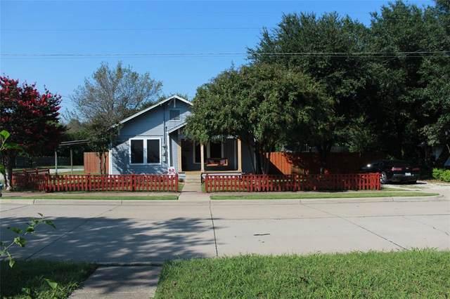 512 W Erwin Avenue, Mckinney, TX 75069 (MLS #14442370) :: ACR- ANN CARR REALTORS®