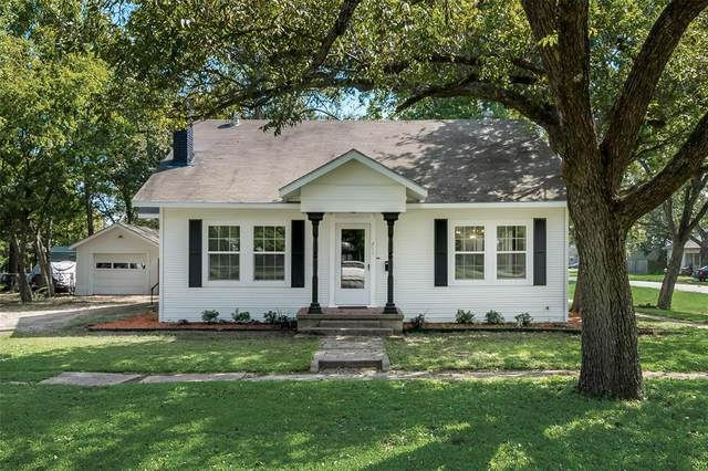 211 SW 4th Street, Kerens, TX 75144 (MLS #14442378) :: The Tierny Jordan Network
