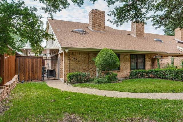 5857 Westhaven Drive, Fort Worth, TX 76132 (MLS #14442390) :: The Hornburg Real Estate Group