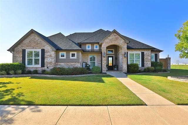 2117 South Ridge Crossing, Abilene, TX 79606 (MLS #14442408) :: The Chad Smith Team