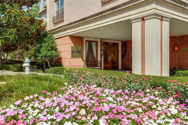 3303 Blackburn Street #404, Dallas, TX 75204 (MLS #14442415) :: RE/MAX Pinnacle Group REALTORS