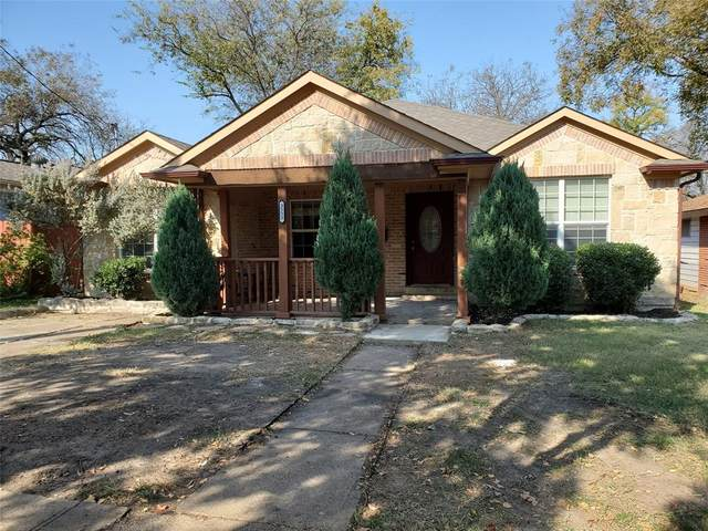 3533 Gibsondell Avenue, Dallas, TX 75211 (MLS #14442430) :: The Kimberly Davis Group