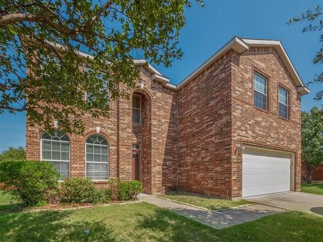 1501 Marble Cove Lane, Denton, TX 76210 (MLS #14442471) :: The Chad Smith Team