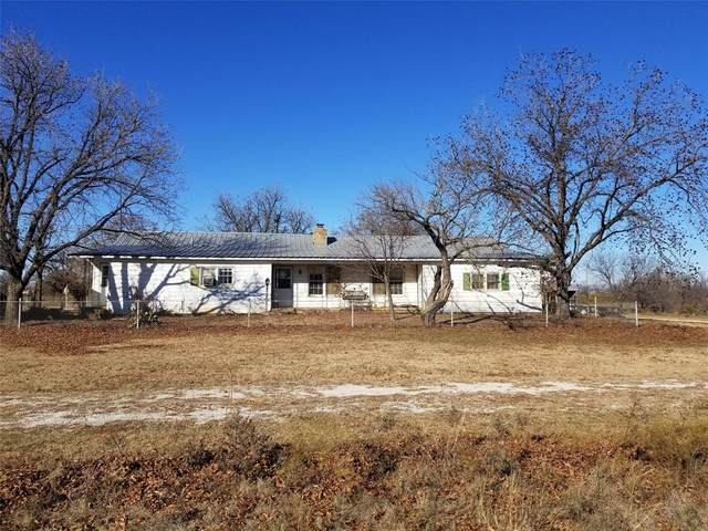 1986 Hamilton Road, Graham, TX 76450 (MLS #14442490) :: The Kimberly Davis Group
