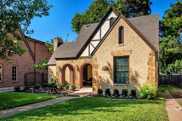 5231 Vanderbilt Avenue, Dallas, TX 75206 (MLS #14442575) :: RE/MAX Pinnacle Group REALTORS