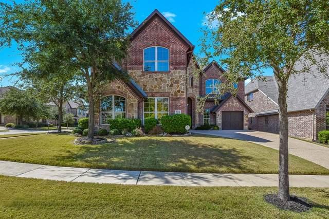 9101 Gavin Road, Lantana, TX 76226 (MLS #14442615) :: The Chad Smith Team