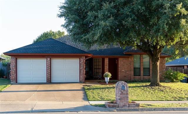 6312 N Park Drive, Watauga, TX 76148 (MLS #14442639) :: The Good Home Team