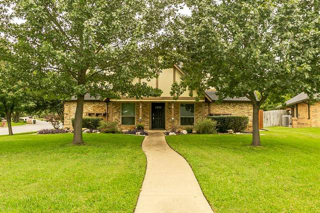 1010 Kingston Drive, Mansfield, TX 76063 (MLS #14442646) :: RE/MAX Pinnacle Group REALTORS