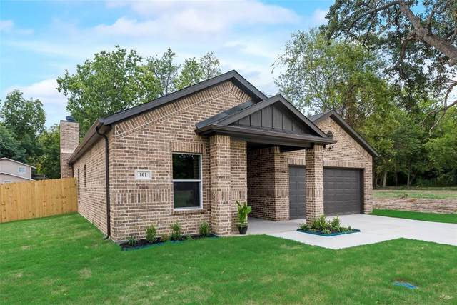 516 Mt Olive Street, Terrell, TX 75160 (MLS #14442649) :: The Chad Smith Team