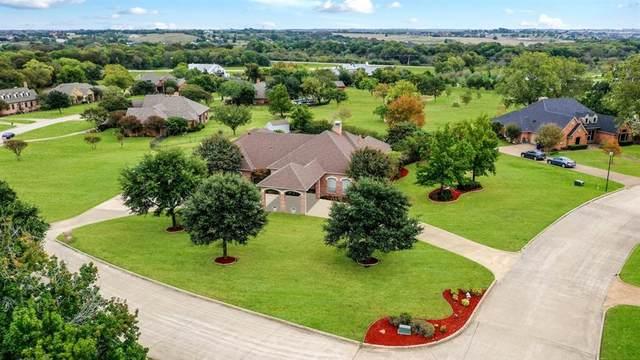 600 Dove Hill Circle, Heath, TX 75032 (MLS #14442675) :: Premier Properties Group of Keller Williams Realty