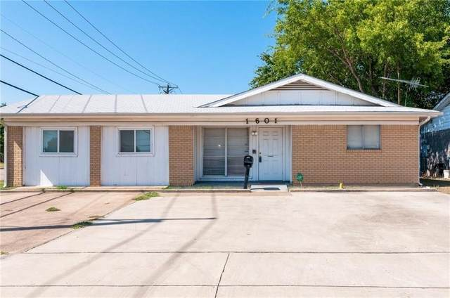 1601 Gill Street, Blue Mound, TX 76131 (MLS #14442697) :: The Mitchell Group
