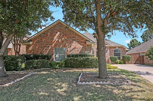 8394 Davis Drive, Frisco, TX 75036 (MLS #14442707) :: Potts Realty Group