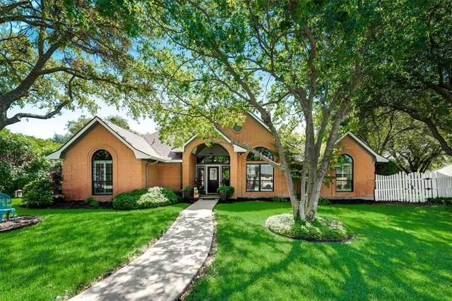 601 Shoretrail Drive, Rockwall, TX 75087 (MLS #14442754) :: The Good Home Team