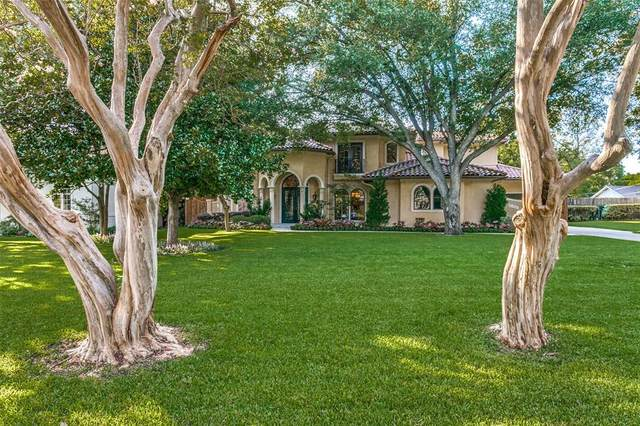 8555 Santa Clara Drive, Dallas, TX 75218 (MLS #14442784) :: The Tierny Jordan Network
