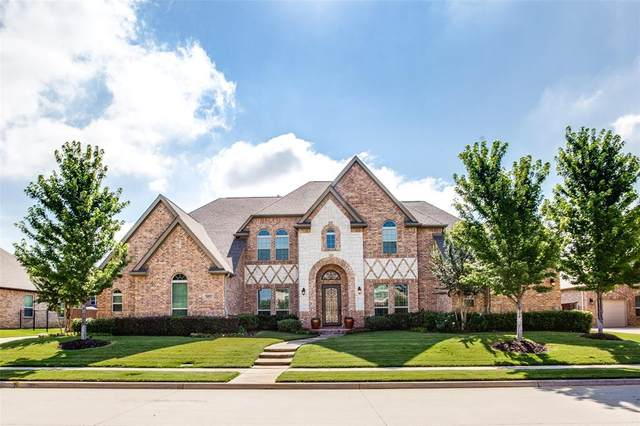 6913 Handel, Colleyville, TX 76034 (MLS #14442785) :: The Mauelshagen Group