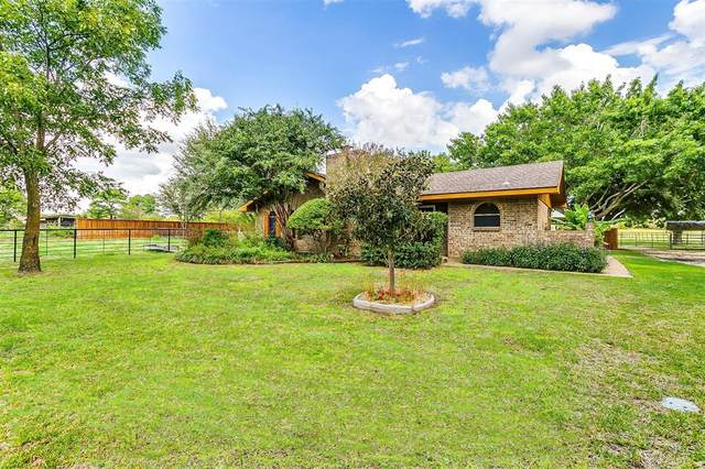 3437 County Road 423, Cleburne, TX 76031 (MLS #14442789) :: The Good Home Team