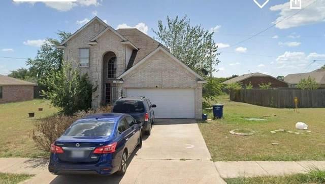 3038 Beaker Drive, Dallas, TX 75241 (MLS #14442801) :: The Chad Smith Team