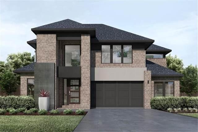 4161 Woodbine Lane, Prosper, TX 75078 (MLS #14442820) :: Real Estate By Design