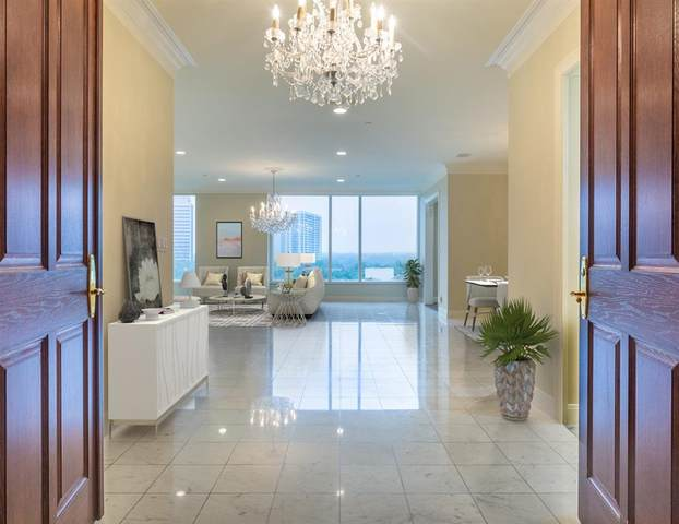 3510 Turtle Creek Boulevard 6B, Dallas, TX 75219 (MLS #14442862) :: The Mitchell Group