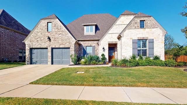 3517 Sutton Drive, Flower Mound, TX 75028 (MLS #14442867) :: The Rhodes Team