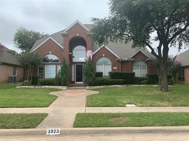 3923 Walden Way, Dallas, TX 75287 (MLS #14442876) :: RE/MAX Pinnacle Group REALTORS