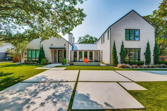 4010 Hockaday Drive, Dallas, TX 75229 (MLS #14442877) :: Real Estate By Design