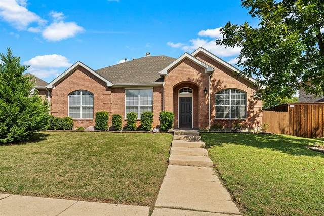 219 Sunridge Way, Allen, TX 75002 (MLS #14442924) :: The Mauelshagen Group