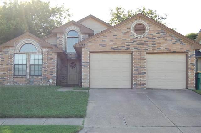 622 Lemons Street, Cedar Hill, TX 75104 (MLS #14442932) :: RE/MAX Pinnacle Group REALTORS