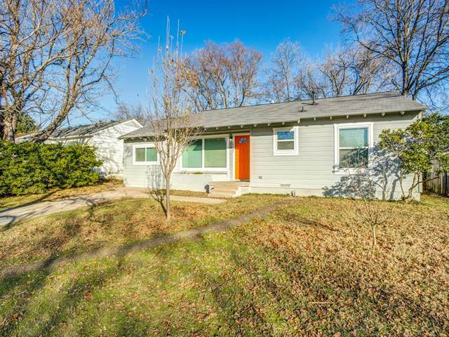 10562 Andover Drive, Dallas, TX 75228 (MLS #14442944) :: The Mitchell Group
