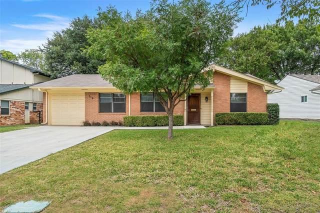 710 Gaylewood Drive, Richardson, TX 75080 (MLS #14442984) :: HergGroup Dallas-Fort Worth