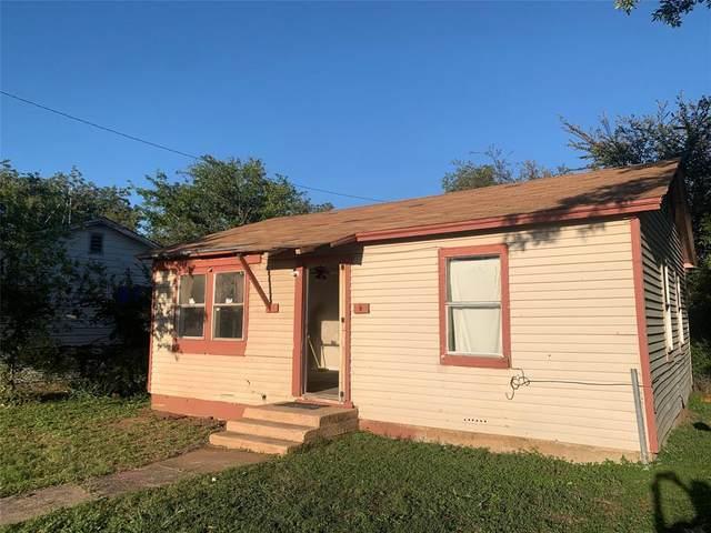 741 Stevenson Drive, Abilene, TX 79601 (MLS #14443005) :: ACR- ANN CARR REALTORS®