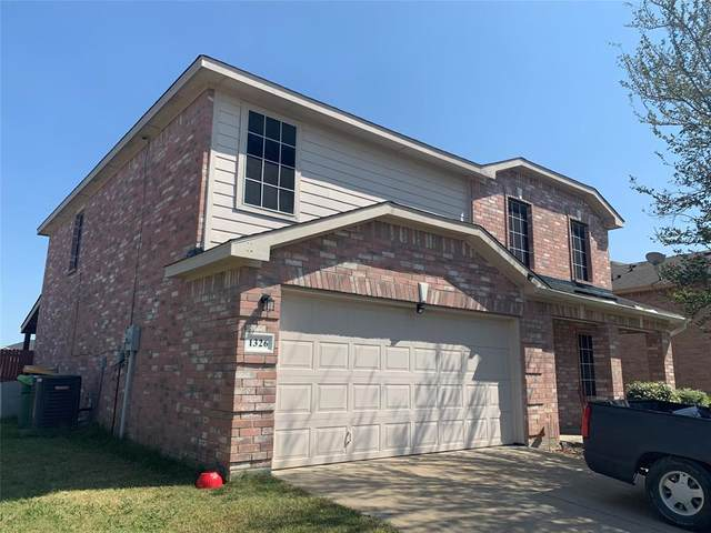 1326 Burleson Street, Cedar Hill, TX 75104 (MLS #14443098) :: Results Property Group