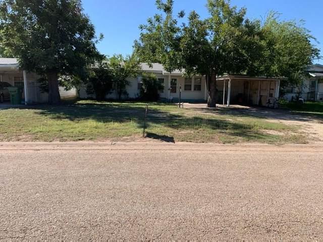 106 Coke Street, Tye, TX 79563 (MLS #14443109) :: The Kimberly Davis Group