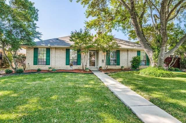 1838 Tucson Drive, Lewisville, TX 75077 (MLS #14443164) :: Team Tiller