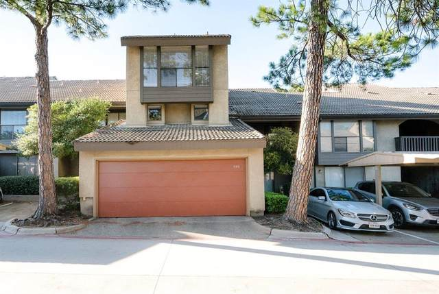 4525 N O Connor Road #1185, Irving, TX 75062 (MLS #14443173) :: The Kimberly Davis Group