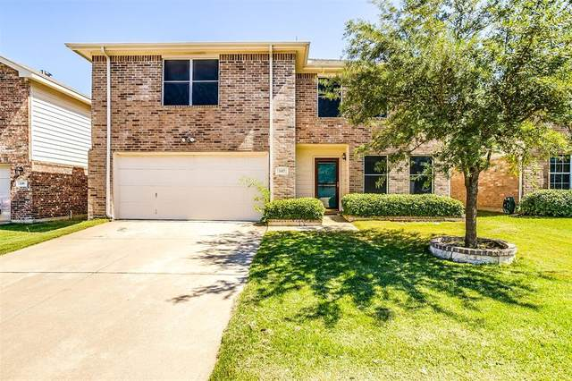 147 Independence Avenue, Venus, TX 76084 (MLS #14443177) :: The Chad Smith Team