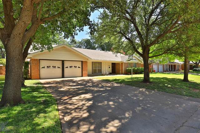 2349 Post Oak Road, Abilene, TX 79605 (MLS #14443232) :: Real Estate By Design