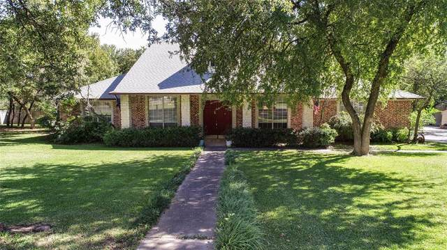 101 Fredricksburg Court, Weatherford, TX 76087 (MLS #14443307) :: RE/MAX Pinnacle Group REALTORS