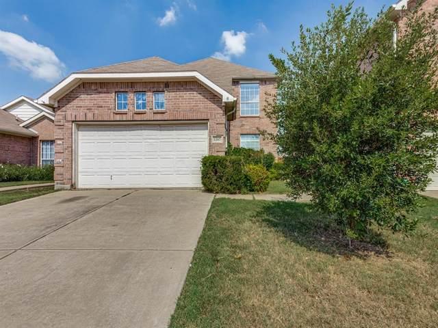 1265 Kielder Circle, Fort Worth, TX 76134 (MLS #14443318) :: The Mauelshagen Group