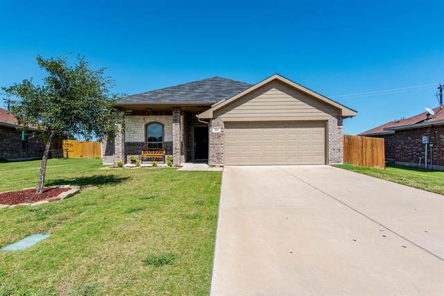 262 Meadowcrest Drive, Terrell, TX 75160 (MLS #14443344) :: The Chad Smith Team