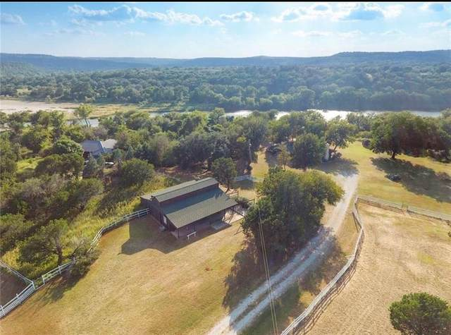 400 Coronados Trail, Graford, TX 76449 (MLS #14443398) :: The Chad Smith Team