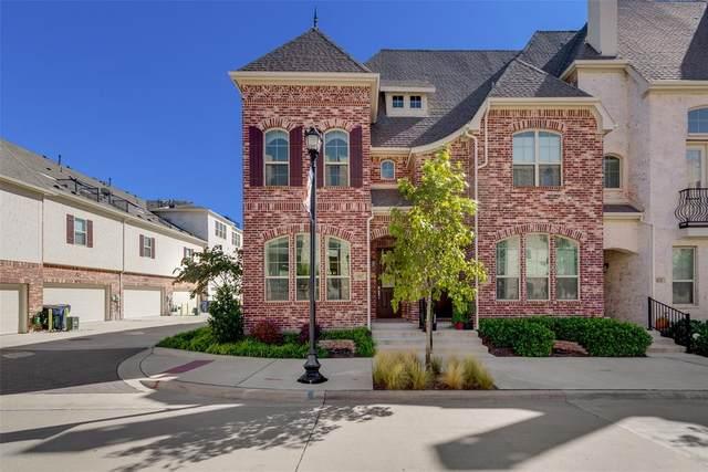 6067 Page Street, Frisco, TX 75034 (MLS #14443428) :: Premier Properties Group of Keller Williams Realty