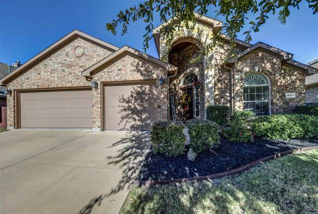 14017 Zippo Way, Fort Worth, TX 76052 (MLS #14443470) :: The Daniel Team