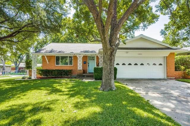 1205 Cherrywood Drive, Richardson, TX 75080 (MLS #14443481) :: The Mauelshagen Group