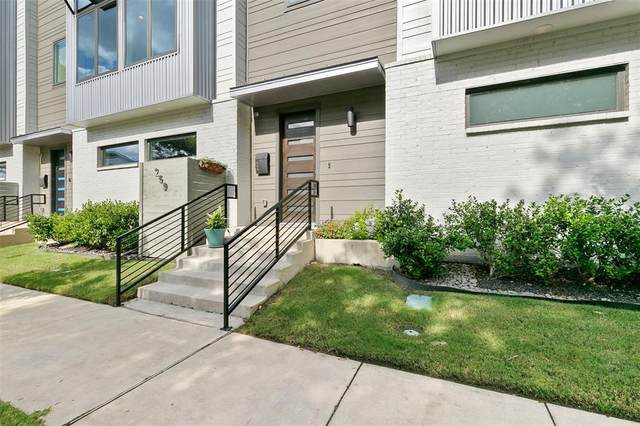 259 Currie Street, Fort Worth, TX 76107 (MLS #14443499) :: ACR- ANN CARR REALTORS®