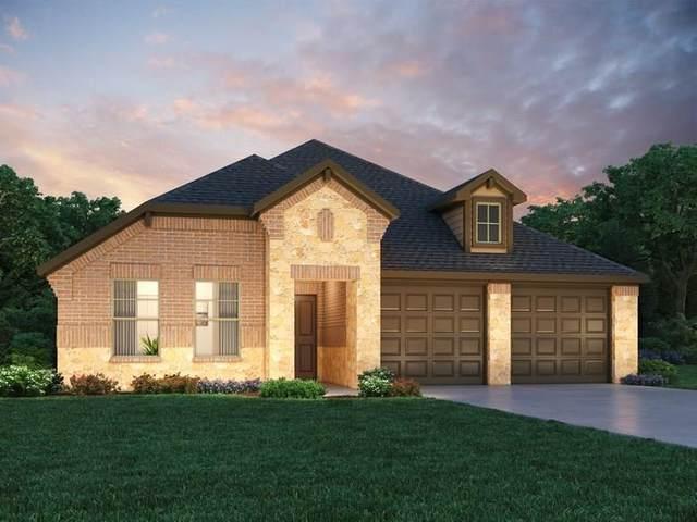 6337 Armadillo Court, Fort Worth, TX 76179 (MLS #14443529) :: The Mauelshagen Group